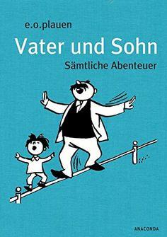 Vater und Sohn - Sämtliche Abenteuer (Geschenkausgabe mit Iris®-LEINEN mit Schmuckprägung) von E. O. Plauen http://www.amazon.de/dp/3730602209/ref=cm_sw_r_pi_dp_4YTcxb0BWXY58