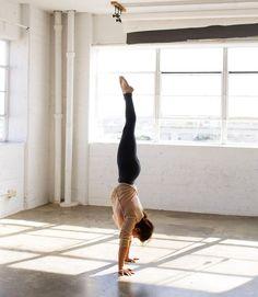 handstand   yoga