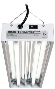 Hydroponic Grow Light Lights Plant Growing Seed Starting Supplies Fluorescent