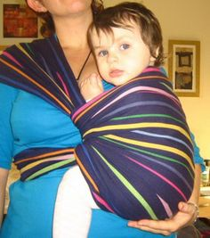 I need this for Lorelei, she doesn't want me to put her down lately and it's killing my back!