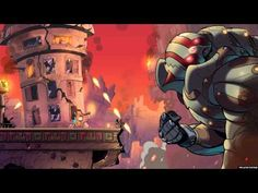 ▶ Rise&Shine first gameplay trailer. - YouTube Платформер битвы сбоссами