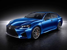 Introducing the first-ever Lexus GS F - lexus.com