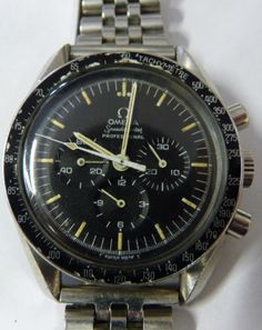 Vintage 1970s Mens Omega Speedmaster Professional Watch - find our ebay shop at www.shopatstfrancis.co.uk