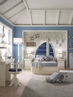 CORDAGE NAVIGATOR Bedroom set by Caroti