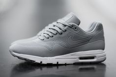 """Nike Air Max 1 Ultra Moire – """"Wolf Grey"""""""