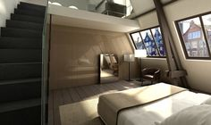 THE CONSERVATORIUM AMSTERDAM - Five star Hotel with unique spa wellness facility