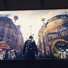 Assassin meets Paris 1800's