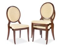 Fairfield Chair Company Dining Room Side Stack Chair