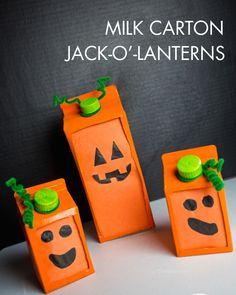 creepy mini milk cartons for halloween autumn love pinterest - Halloween Cartons