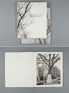 'New York Arbor' Photographer: Mitch Epstein  Publisher: Steidl, Göttingen, Germany This classically designed photobook presents Mitch Epstein's recent photographs of New York City trees. Read more at http://www.parisphoto.com/paris/program/2013/the-paris-photo-aperture-foundation-photobooks-awards/new-york-arbor#c5IVHObZFizbfLIs.99