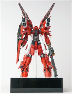 http://gundamguy.blogspot.it/2016/06/mg-1100-sinanju-customized-build.html