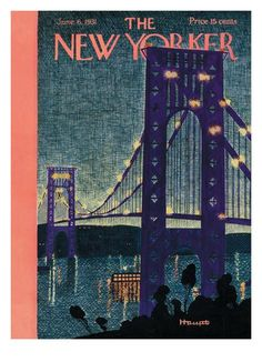 The New Yorker Cover - June 6, 1931 Regular Giclee Print by Theodore G. Haupt at Art.com
