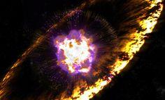 Bilim adamları, milyarlarca ışık yılı uzaklığında konumlanmış olan ve tüm evrenin en parlak cismi olma özelliğini taşıyan süpernovayı keşfetti. Bu cisim en güçlü süpernova olarak adlandırıldı. Bilim adamlarının yapmış olduğu açıklamalara göre dünyadan yaklaşık 3,8 milyar ışık yılı uzaklıkta yer alan bu süpernova içinde bulunuyor olduğu galaksinin büyük bir bölümünü etkisi altına almış durumda. 7830 …