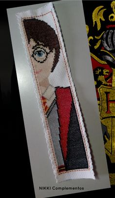 NIKKI Complementos: MARCAPAGINAS HARRY POTTER