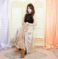 BohoKimono - Sustainable Clothing, Boho Clothing | BohoKimono Fringe Kimono, Boho Kimono, Kimono Fashion, Gypsy Style, Boho Gypsy, Bohemian Style, Maxi Skirt Style, Gypsy Skirt