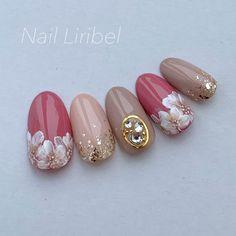 ネイルデザイン人気ランキング|ネイルブック in 2020 Simple Nail Art Designs, Nail Designs, Summer Holiday Nails, Finger Art, Japanese Nail Art, Nail Photos, Pretty Nail Art, Bling Nails, Nail Art Galleries