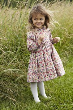 Oscar de la Renta kids photographed by Chris O'Shea