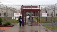 Image result for prison exterior doors