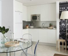 Cocina Apartamento Eric Vökel : via MIBLOG