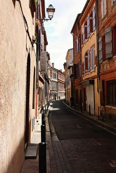 We lived in a town outside Toulouse called Plaisance-du-Touch for two years...so beautiful.