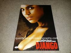 My Quentin Tarantino Autograph Collection: My Django Unchained Set is Complete! Leo! Sam! Jam...