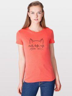 Cats, Tofu, Wifi ORGANIC