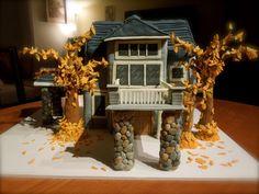 house cake - Cake by joy cupcakes NY