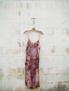 Amber Rose Vintage Slip Dress/Upcycled Clothing/Plus Size