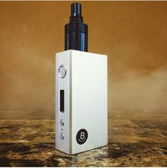 New BT 50 box mod by Smok Tech!! Takes 18650 battery, runs up to 50 watts and is Bluetooth compatible!! The Bluetooth feature allows you to completely customize the way you vape, from watching the number of seconds and times you puff,to changing the wattage for each second of vaping.  Amazing customization with this program!