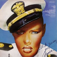 DISCO CHEZ JULIAN: Do or die - Grace Jones (1978)
