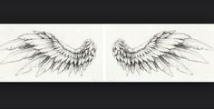 I love angel wings