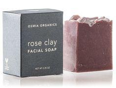 Osmia Organics | Black Soap for Normal, Problem & Combination Skin | Osmia Organics