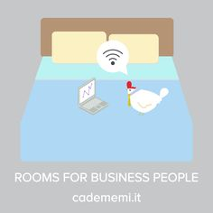 #roomsfor #roomsforbusinesspeople #business #illustrations #cadememi #visitveneto