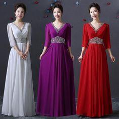 Feminino longo para noite festa baile vestido de formatura formal para madrinhas e damas de honra coquetel S-4XL | Roupas, calçados e acessórios, Roupas femininas, Vestidos | eBay!