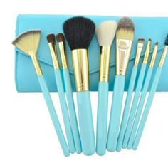 Hurry, before it is gone!Limited time remaining!Fast Delivery - 3-4 Days!99% reviewers recommend this product100% Money Back Guarantee.For every makeup brush imaginable, this 10 Pcs Arctic Brush Set is perfect for the beauty connoisseur! With quality bristles and a wide range of shapes/angles, these brushes will never be short of achieving your desired look! Use this brush set to contour, fill, or shade to your hearts content! If you're looking for the perfect all-in-one compact brush-set…