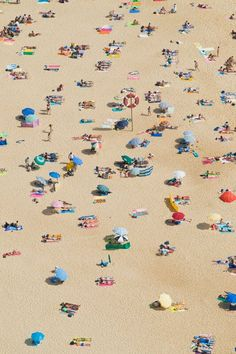 Beach of Nazare, Nazare, Portugal