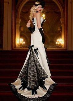 Maya Hansen corset dress
