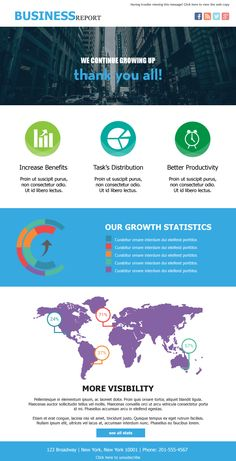 11 best email templates for accountants images on pinterest accounting report is a professional and customizable email template thats available for free in mailify discover dozens of responsive templates and get wajeb Choice Image