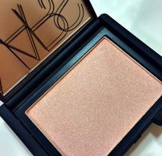 Thursday Inspo // 1 - Bella to Bella: Nars, Laguna, Bronzer