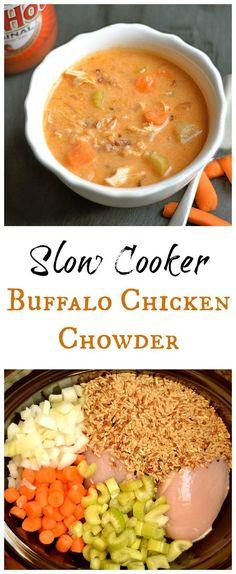 Crock Pot Soup, Crock Pot Slow Cooker, Crock Pot Cooking, Slow Cooker Recipes, Crockpot Recipes, Cooking Recipes, Healthy Recipes, Soup Recipes, Chowder Recipes