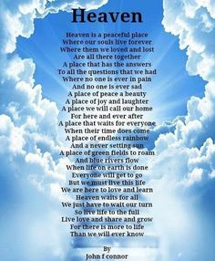 Letter from heaven Heaven Poems, Heaven Quotes, Angels In Heaven, Dad Poems, Grief Poems, Brother Poems, Losing A Loved One Quotes, Letter From Heaven, Funeral Poems