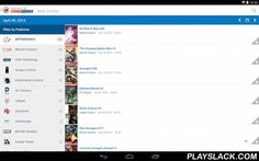 Comic Geeks  Android App - playslack.com , The League of Comic Geeks app makes it easy to stay on top of the hottest new releases and track your ongoing collection or pull list.With Comic Geeks you can:- Browse recent and upcoming comic book releases, even several weeks out!- Discover new books with critic and community reviews- Create and manage a weekly pull list to keep track of your favorites- Catalog your growing comic book collection without limits- Save comics you're missing to your…