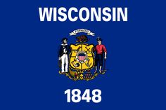 Country: United States of America / State: Wisconsin / Capital city: Madison / Largest city: Milwaukee
