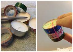 mini gift handmade candle