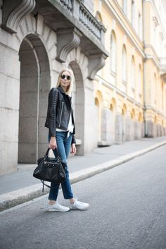 FAVORITE LEATHER | Style Plaza, Scandinavian Fashion Blogger