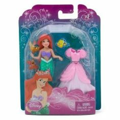 DISNEY PRINCESS ARIEL by MATTEL. $8.55. WARNING: CHOKING HAZARD. DISNEY PRINCESS FAVORITE MOMENTS. Disney Princess Favorite Moments Figure Doll Doll does not stand on its own