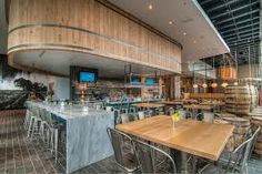 Theres a new chef at White Oak Kitchen & Cocktails Cocktail Restaurant, Restaurant Bar, White Oak Kitchen, Atlanta Restaurants, Blue Ridge, Home Goods, The Originals, Table, Room