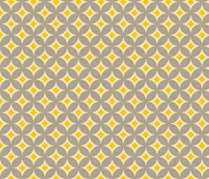 diamond_circles fabric by holli_zollinger for sale on Spoonflower - custom fabric, wallpaper and wall decals