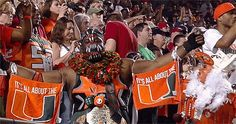 """It's All About The U"" ‪#‎MiamiHurricane‬Fans Like Us On Facebook:"