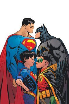 Superman #10 by Patrick Gleason and Mick Gray *